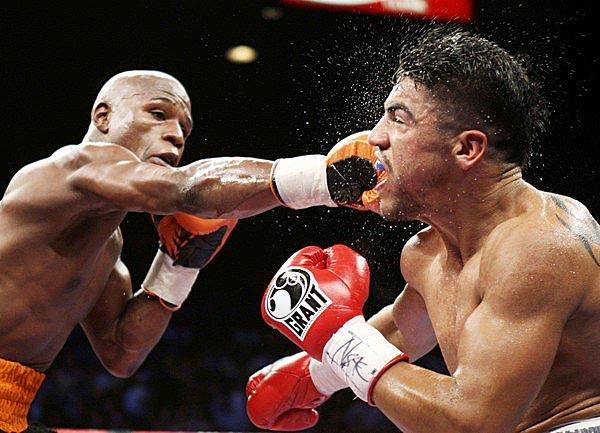 Right Cross Boxing